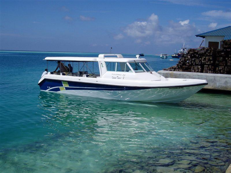 Speed Boat Transfers